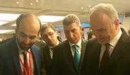 Teknoloji Bakanı Dr. Faruk ÖZLÜ'ye Hacker Can Sunumu - Foto 2