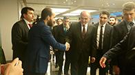 Teknoloji Bakanı Dr. Faruk ÖZLÜ'ye Hacker Can Sunumu - Foto 1