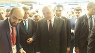 Teknoloji Bakanı Dr. Faruk ÖZLÜ'ye Hacker Can Sunumu - Foto 4