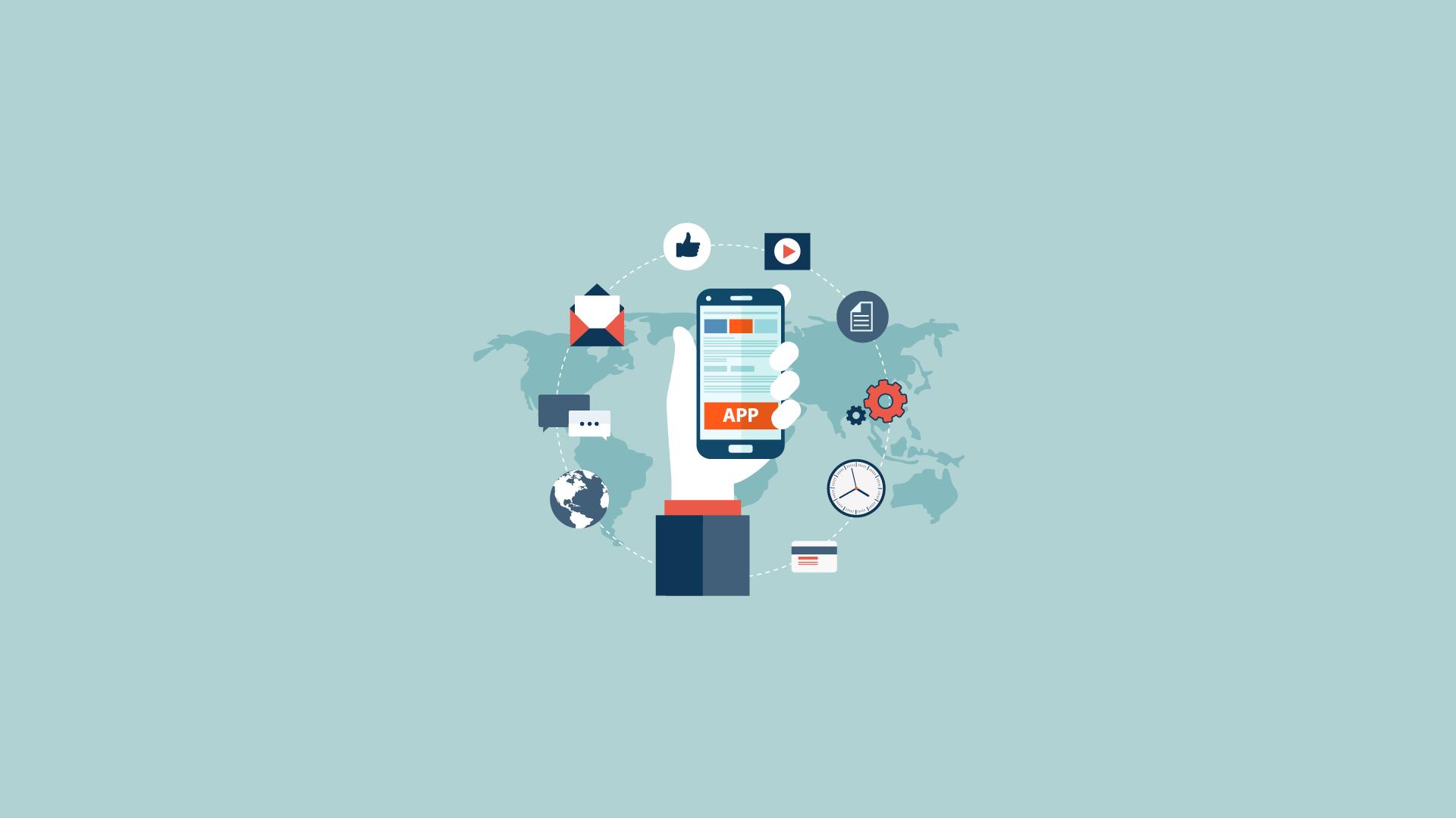 Mobil Uygulamaları Geliştirme