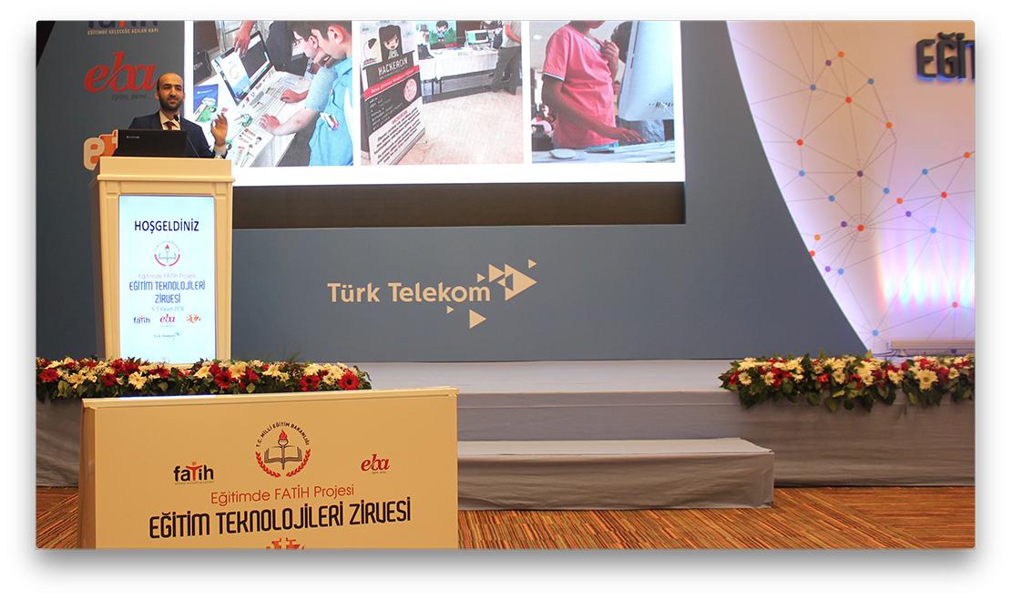 Fatih Project ETZ 2016